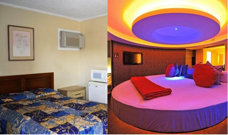Diferencias entre un motel y un Love Hotel