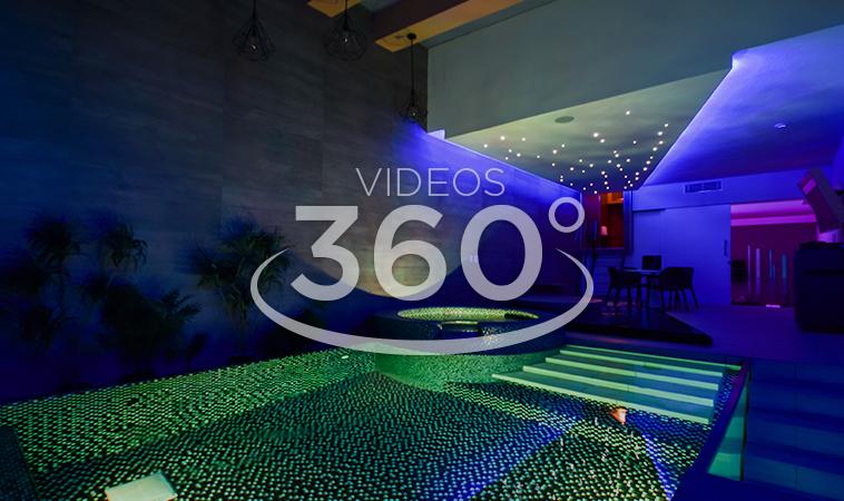 Recorre virtualmente los Love Hotels con videos 360°