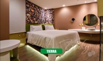 Love Hotel Quinto Elemento , Habitacion Suite