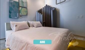 Love Hotel Quinto Elemento , Habitación Villa