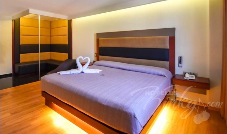 Love Hotel Abastos , Habitacion Suite