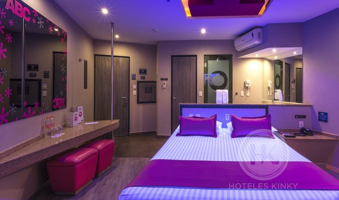 Love Hotel ABCentral, Habitacion Suite Standard