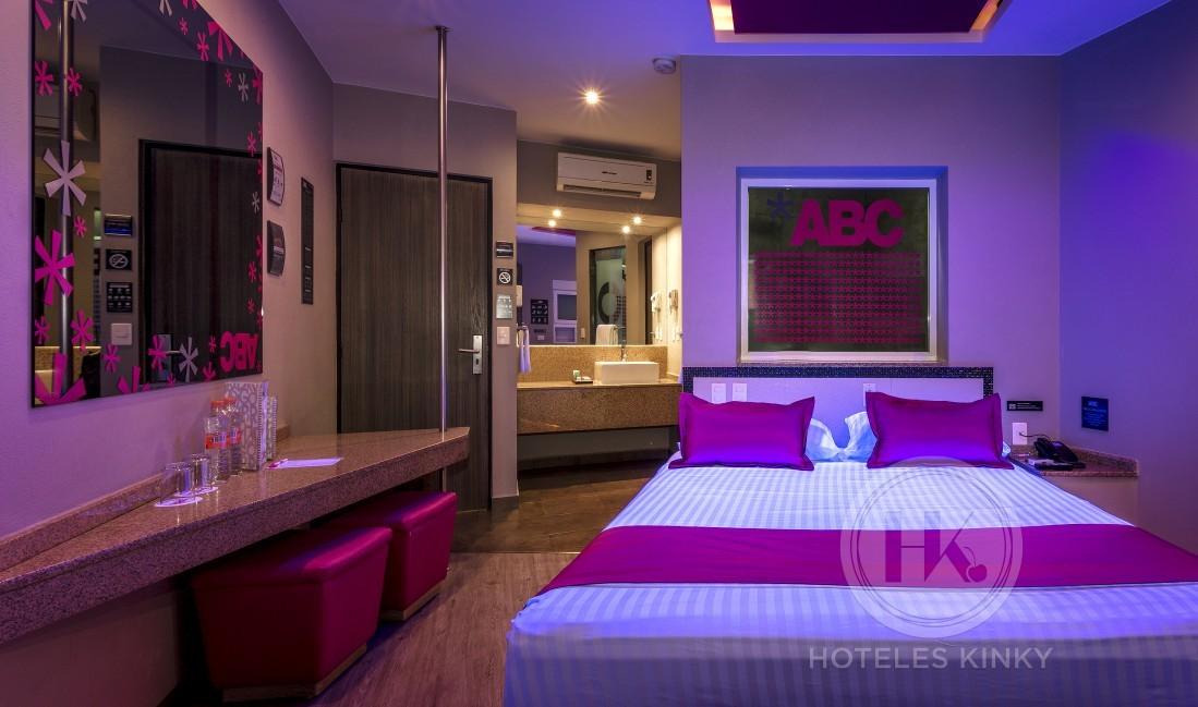 Habitaciòn Villa Standard del Love Hotel ABCentral