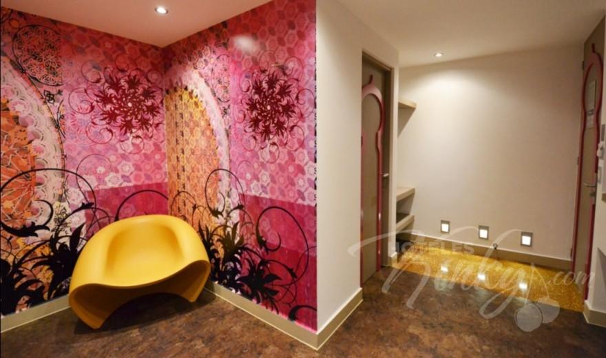 Love Hotel Amala Hotel & Villas , Habitacion Master Suite Parvati