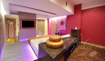 Love Hotel Amala Hotel & Villas , Habitación Suite Krishna