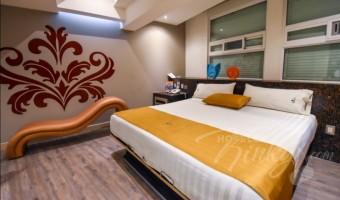 Love Hotel Amala Hotel & Villas , Habitacion Suite Shiva