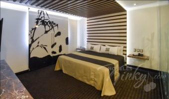 Love Hotel Aragón Plaza, Habitacion Jacuzzi