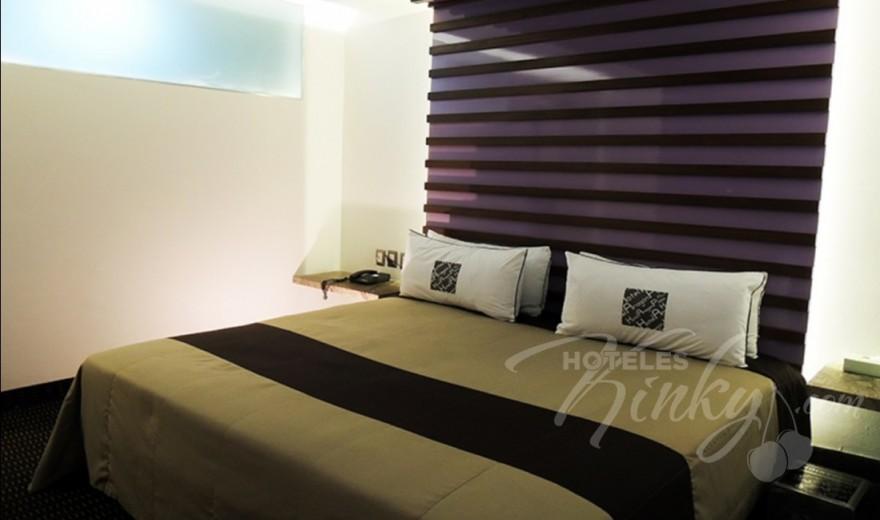 Love Hotel Aragon Plaza, Habitacion Sencilla