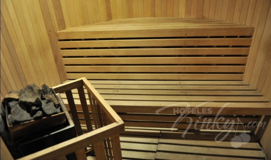 Habitaciòn Motel Jr. Suite Sauna del Love Hotel Aranjuez Suites & Villas