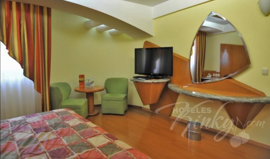 Love Hotel Aranjuez Suites & Villas, Habitacion Motel King Size
