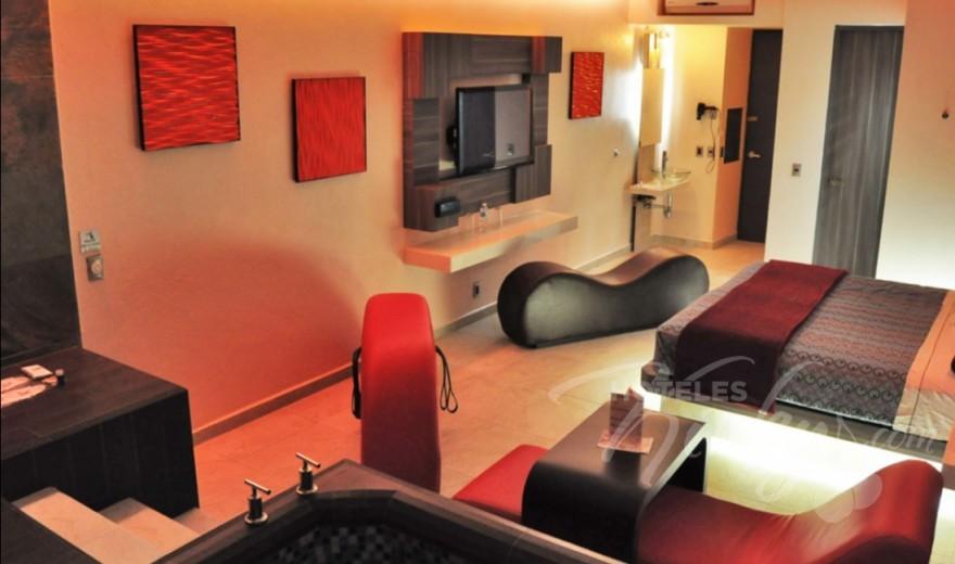 Love Hotel Aruba Hotel & Villas, Habitacion Hotel Jacuzzi