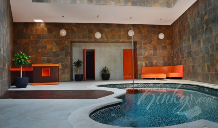 Habitaciòn Villa Alberca del Love Hotel Aruba Hotel & Villas