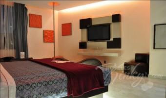 Love Hotel Aruba Hotel & Villas, Habitacion Villa Jacuzzi