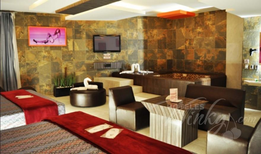 Love Hotel Aruba Hotel & Villas, Habitacion Villa Jacuzzi Doble