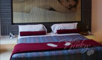 Love Hotel Aruba Hotel & Villas, Habitacion Villa Jacuzzi Playa