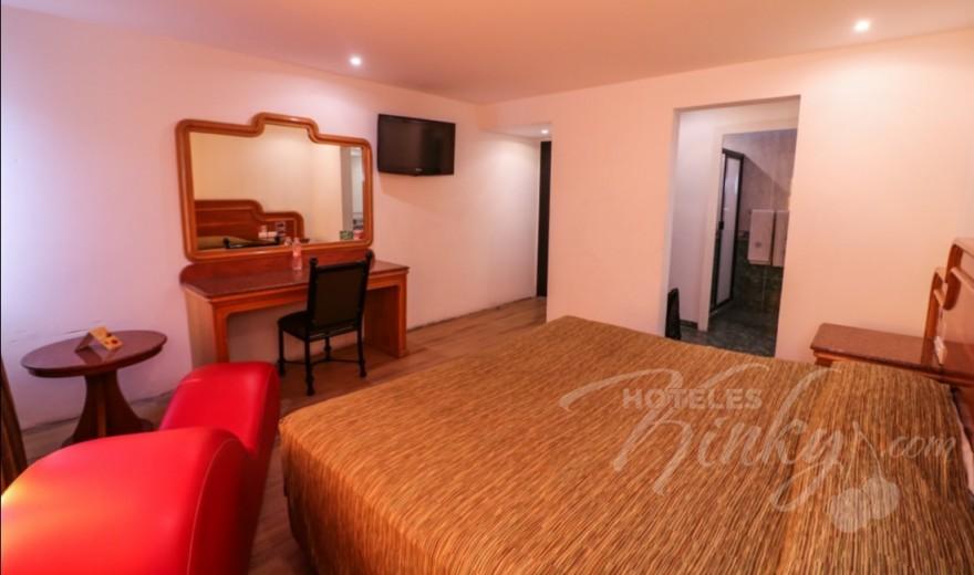 Love Hotel Atenas Plaza, Habitacion Estándar
