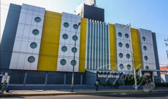 Imagen del Love Hotel Atenas Plaza