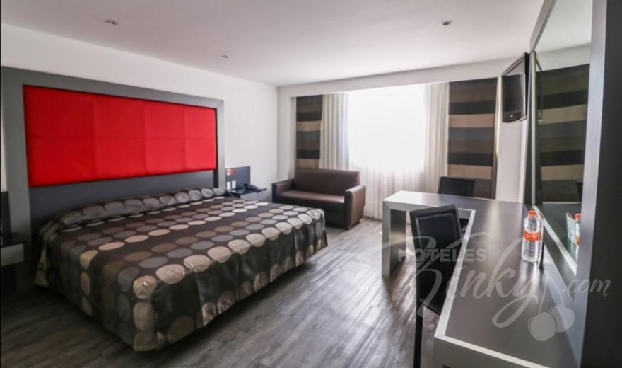 Love Hotel Atenas Plaza, Habitacion Sencilla