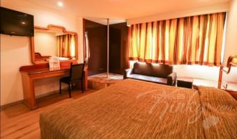 Love Hotel Atenas Plaza, Habitacion Suite Pole Dance