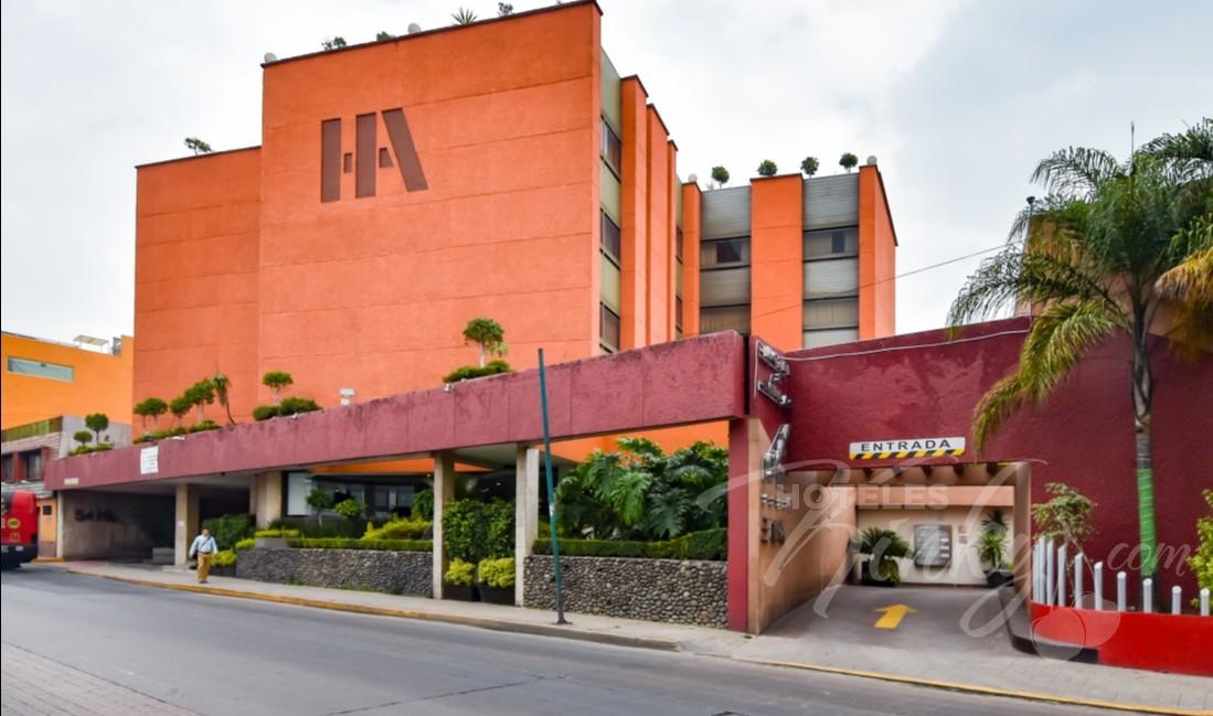 Love Hotel Atizapán Hotel & Villas