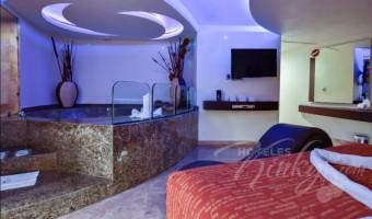 Love Hotel Atizapán Hotel & Villas , Habitacion Villa Suite Jacuzzi