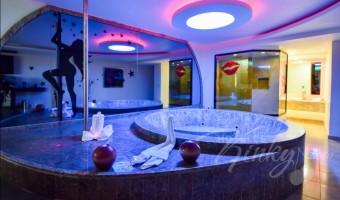 Love Hotel Atizapán Hotel & Villas , Habitacion Villa Master Jacuzzi