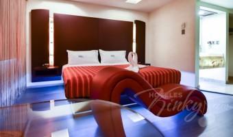 Love Hotel Atizapán Hotel & Villas , Habitacion Villa Sencilla