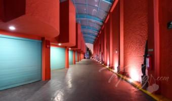 Love Hotel Autohotel Rosso  en la Zona oriente de la Ciudad de México