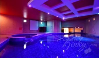 Love Hotel Autohotel Rosso , Habitación Suite Alberca