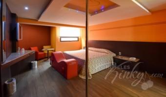 Love Hotel Autohotel Rosso , Habitación Suite Sencilla