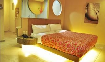 Love Hotel Aztlán Hotel & Villas , Habitacion Jacuzzi con Tubo