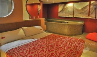 Love Hotel Aztlán Hotel & Villas , Habitacion Suite Jacuzzi