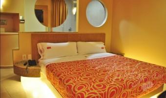 Love Hotel Aztlán Hotel & Villas , Habitacion Suite King Size