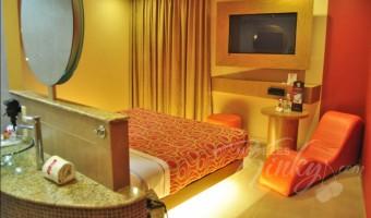 Love Hotel Aztlán Hotel & Villas , Habitación Suite King Size