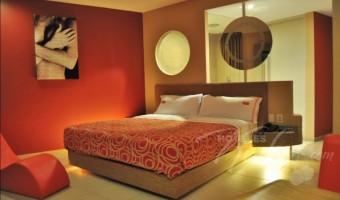 Love Hotel Aztlán Hotel & Villas , Habitación Villa King Size