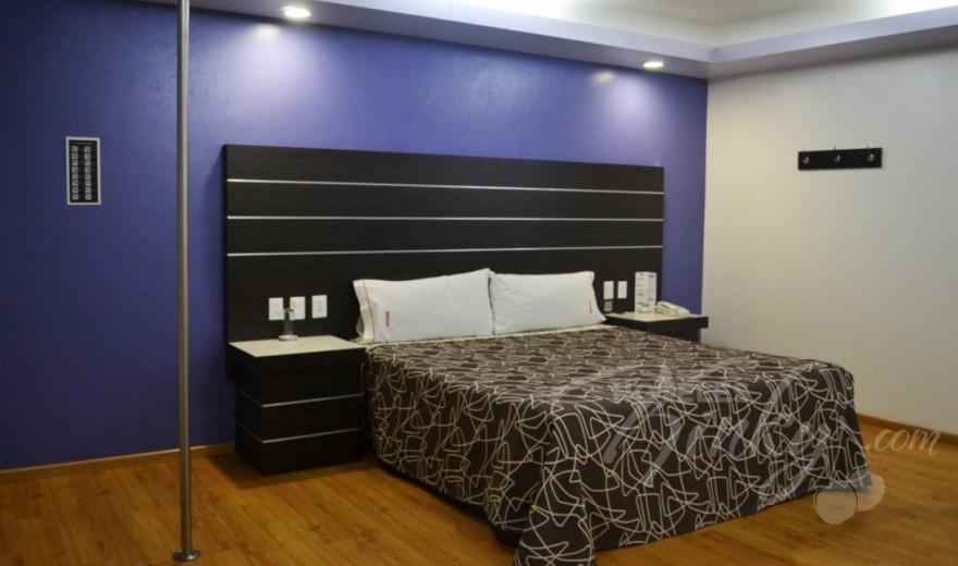 Habitaciòn Hotel Suite del Love Hotel Bikos Hotel y Villas
