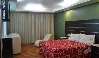 Love Hotel Bikos Hotel y Villas, Habitación Villa Jacuzzi