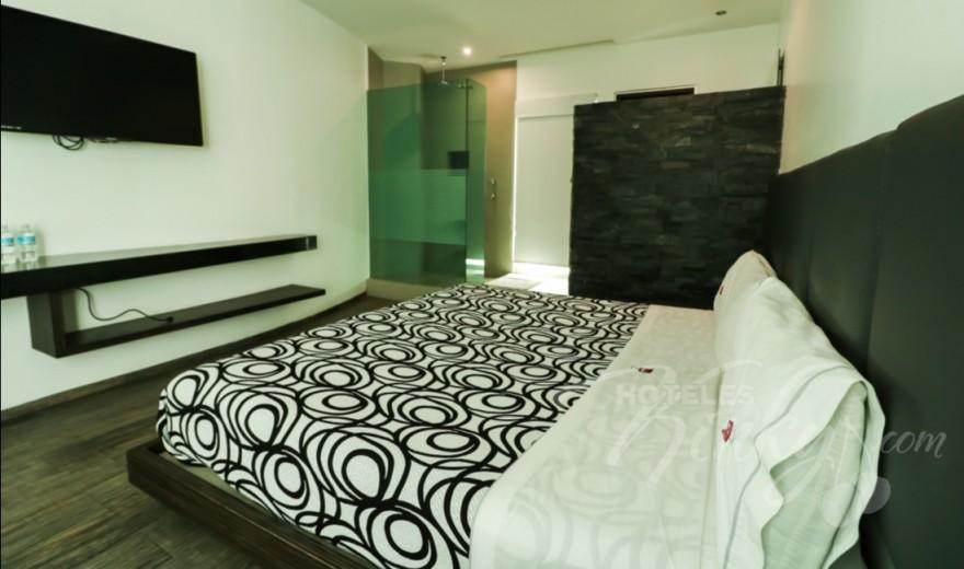 Love Hotel Blau Hotel & Suites, Habitacion Sencilla