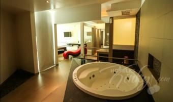Love Hotel Blau Hotel & Suites, Habitacion Suite Jacuzzi / Vapor