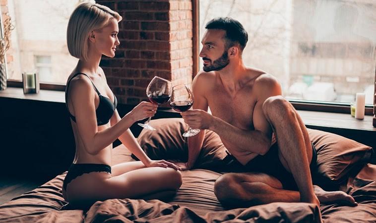 Cena romántica en un Love Hotel para San Valentín