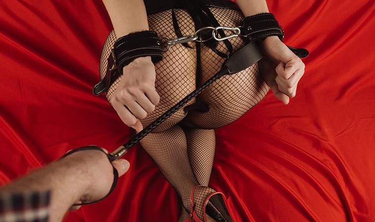 Cómo hacer un spanking inolvidable