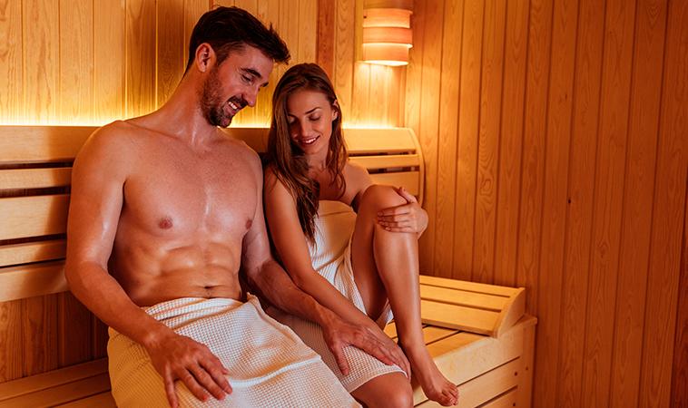 ¿Cómo usar un Vapor/Sauna?