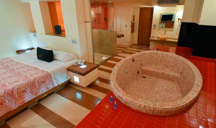 Hoteles sobre calzada de Tlalpan para disfrutar horas de placer