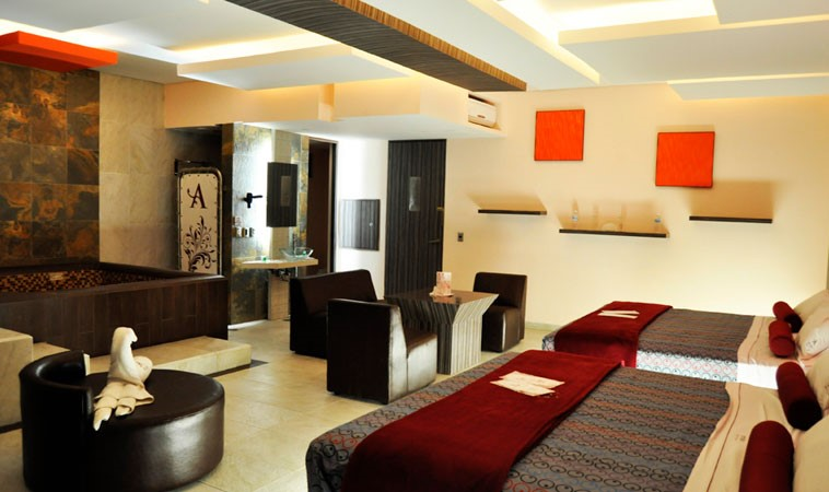 Las mejores habitaciones dobles de Love Hotels