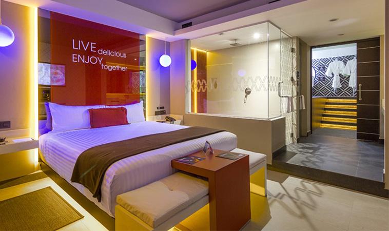 Los 3 hoteles más románticos del Centro