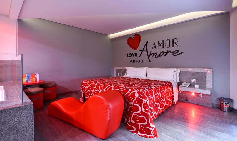 Love Hotel Hot Narvarte: romance y pasión