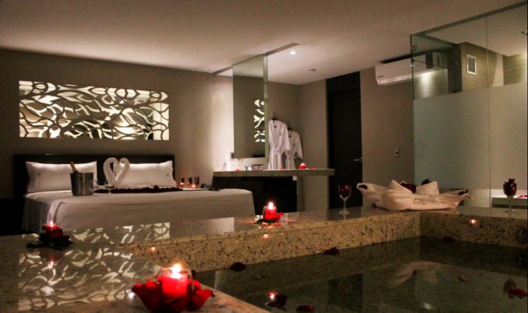 Love Hotel Metropolitan ¡Moderno y accesible!