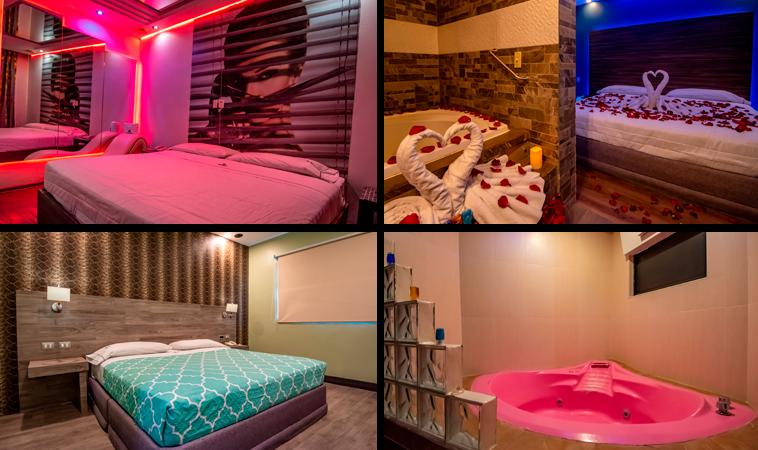 Love Hotel Muy: ¡El secreto de San Rafael!