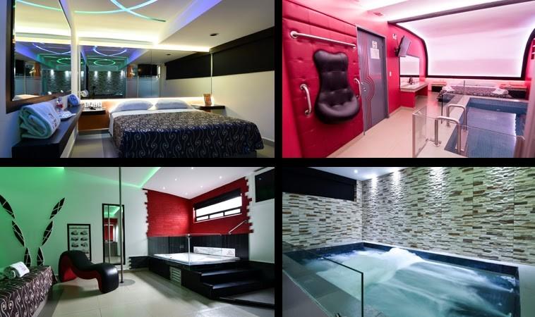 Love Hotel Rocinante: ¡Móntate al placer!