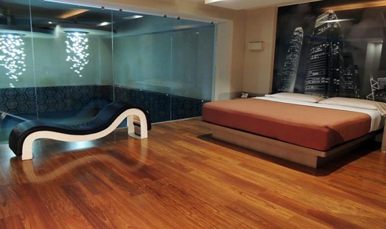 Love Hotel Urban, para amantes del minimalismo